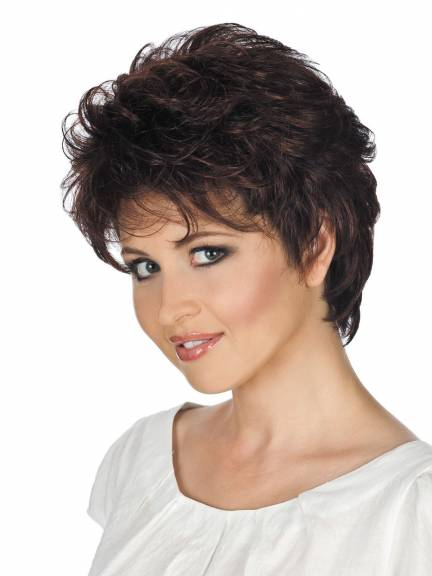 Cheveux courts Mia Mono Large