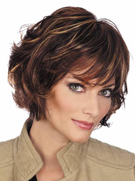 Cheveux courts Sylvana Mono Large