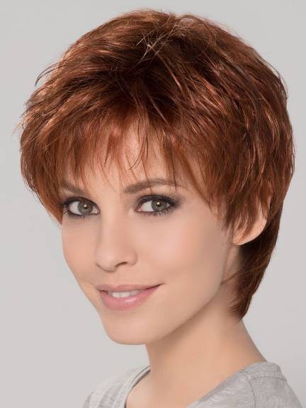 Cheveux courts Ivy