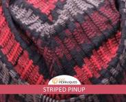 Striped PinUp