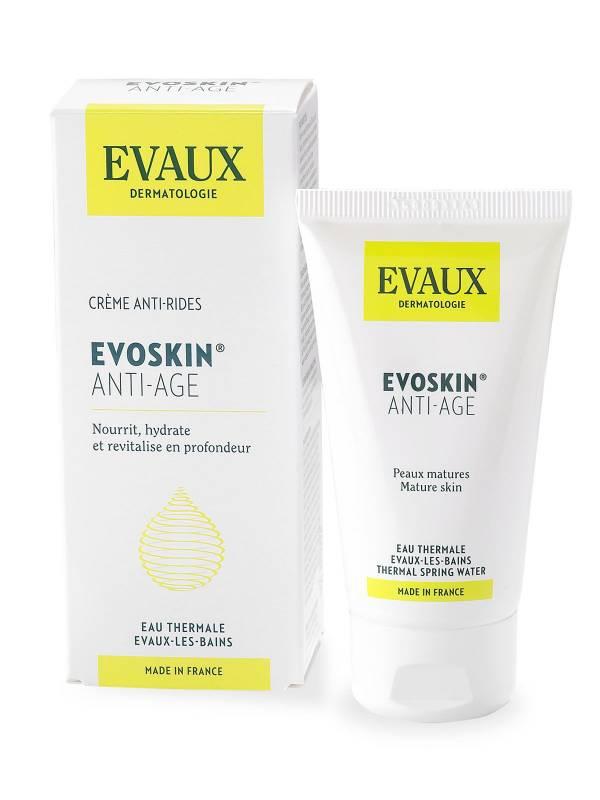 Crème de Nuit Evoskin Anti-Âge
