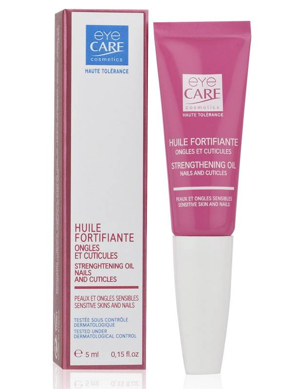 Huile Fortifiante Ongles et Cuticules Eye Care