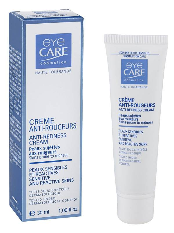 Crème Anti-Rougeurs Eye Care