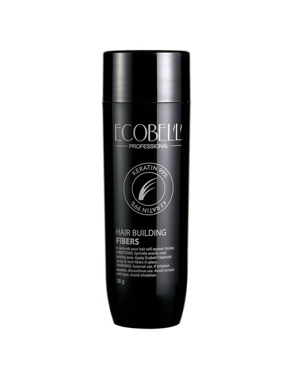 Ecobell - poudre à cheveux densifiante