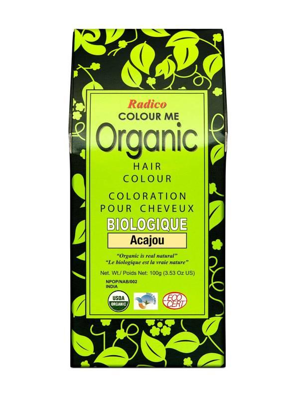 Coloration végétale pour cheveux Bio