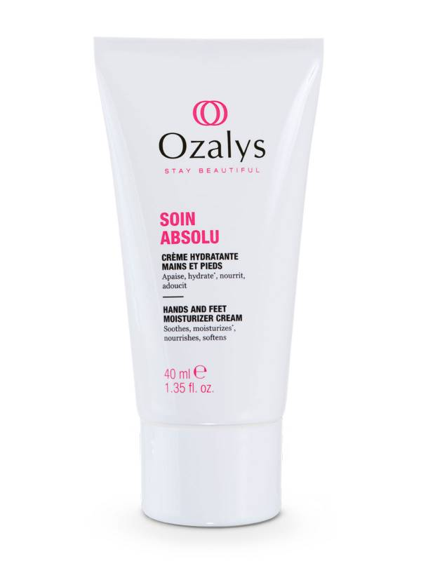 Crème Hydratante Mains, Pieds et Ongles - Soin Absolu