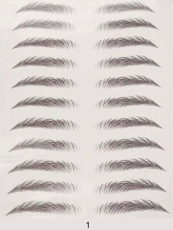 Tatouage pour sourcils