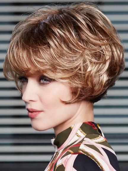 Cheveux courts Sun Lady