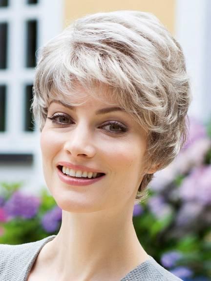 Cheveux courts Anna Mono Lace