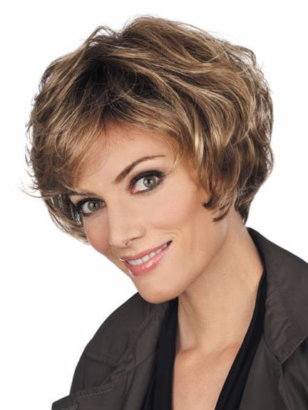 Cheveux courts Esther Mono Lace