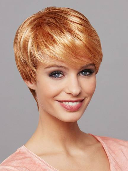 Cheveux courts Cyber II