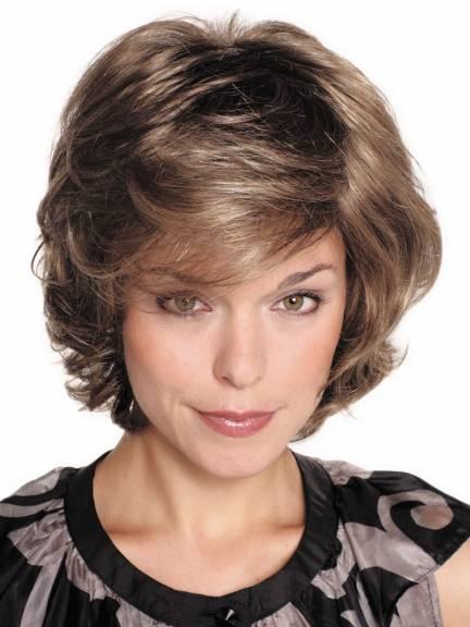 Cheveux Mi-longs Brigitte Large