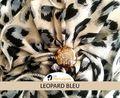 Romance Léopard Bleu