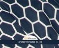 Misu honeycomb blue