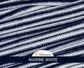 Bands marine white