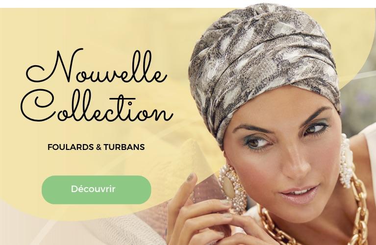 Nouvelle Collection - Foulards & Turbans à découvrir