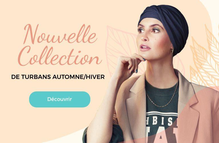 Découvrez la nouvelle collection de turbans Automne/Hiver